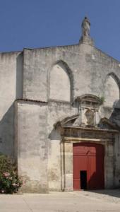 Paroisse du Christ Sauveur La Rochelle église Notre-Dame