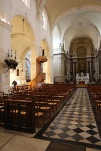 Paroisse du Christ Sauveur La Rochelle église Saint-Sauveur