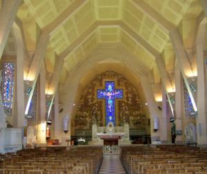 Paroisse du Christ Sauveur église Sainte Jeanne d'Arc