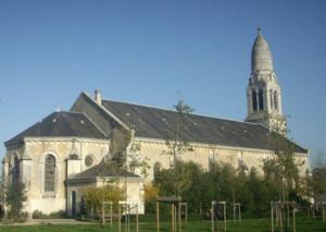 Paroisse du Christ Sauveur Église de la Genette.