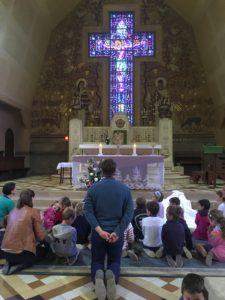 Eveil à la Foi Paroisse du Christ Sauveur